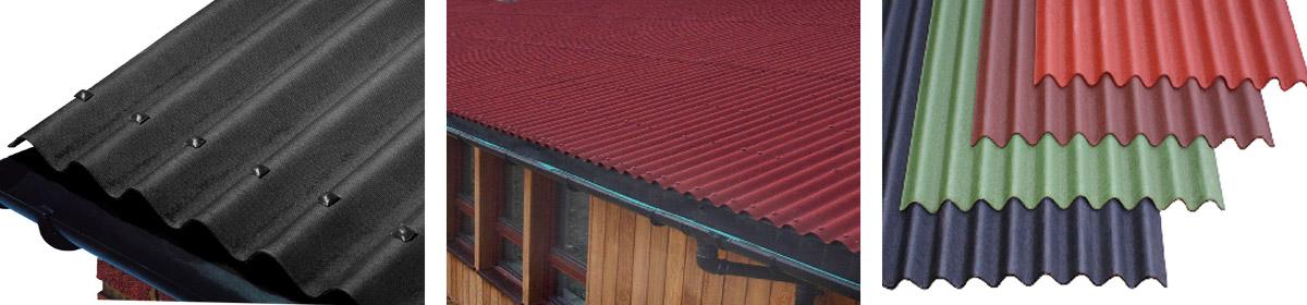 Onduline Bituminous Corrugated Roofing System