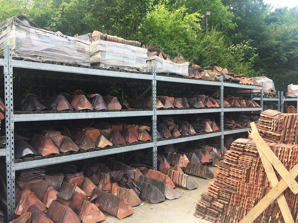 Reclamation Wythall Roofing Centre