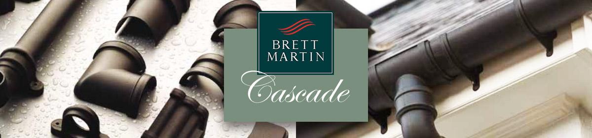 Brett Martin Cast Iron Style Gutter Systems