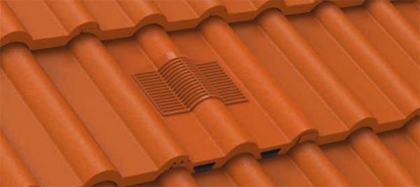 Roof Ventilation Tiles