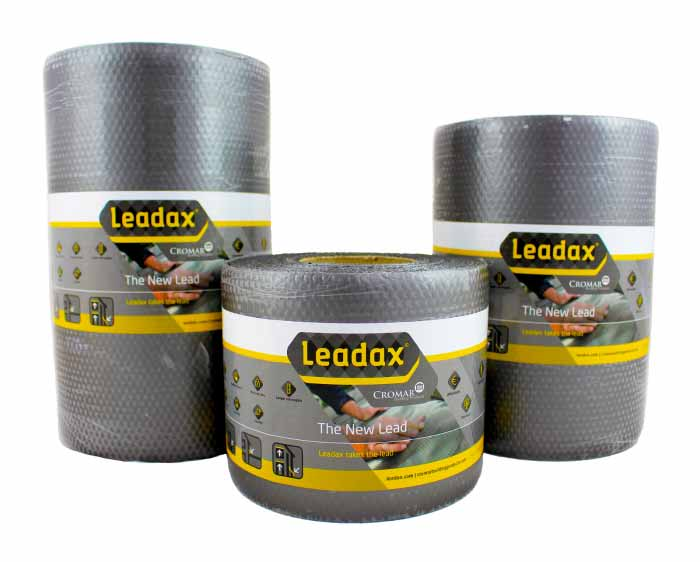 Leadax lead replacement flashings